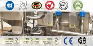 Fully approved grease removal systems by Grease Guardian