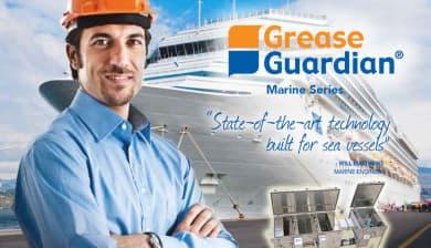 Grease traps at sea