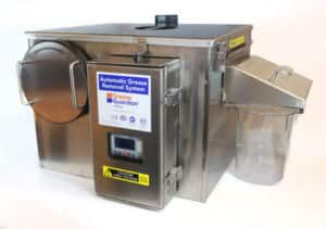automatic grease trap GGX7