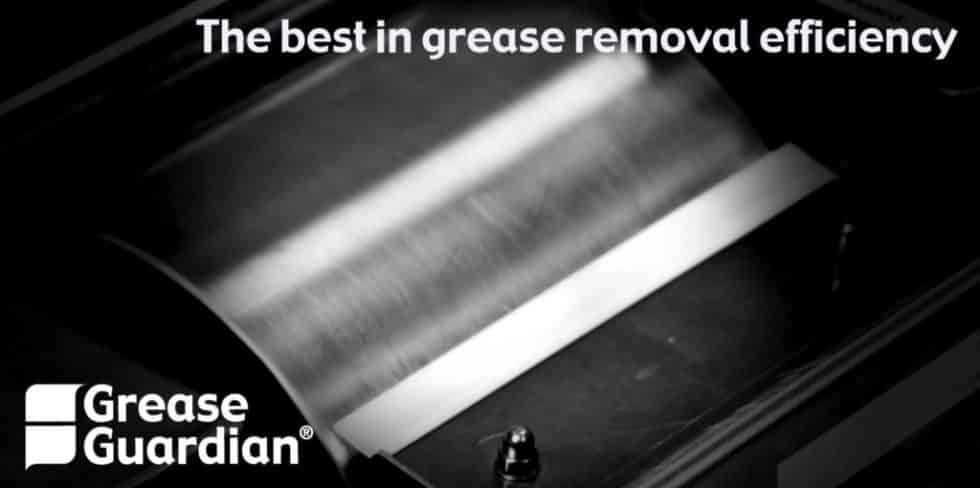 Greas Trap, grease removal