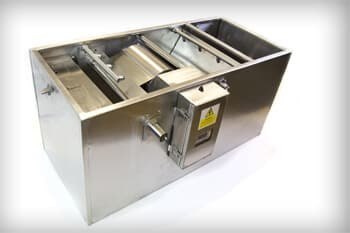 Centralised Grease Trap and Grease Removal Unit for commercial applications