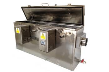 Centralised Grease Trap for Commercial Kitchen