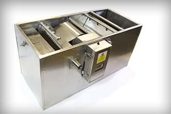 Centralised Grease Trap For Commercial Applications