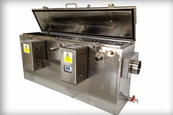 D5 Grease Removal Unit For Marine Applications